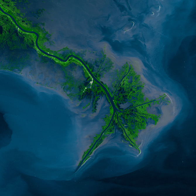 Река самая извилистая река южной
