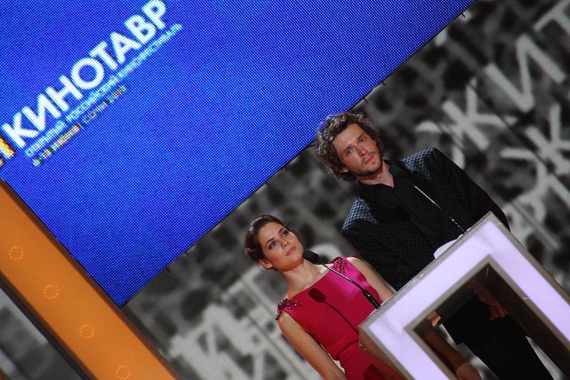 В Сочи завершился 21-й российский кинофестиваль 'Кинотавр'.