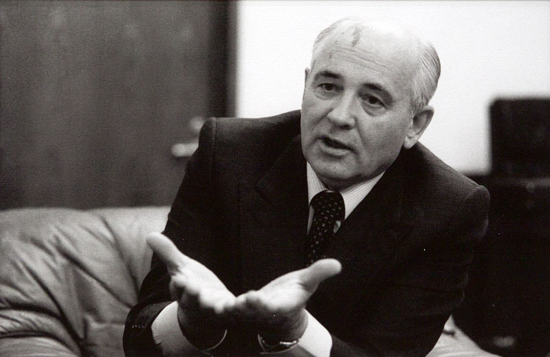 виктор горбачёв биография борисов