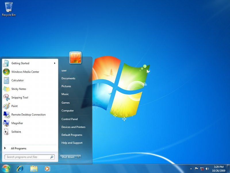 Как менялся интерфейс Windows
