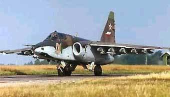 В 1999 году 2 штурмовика Су-25 должны быть модернизированы.