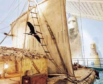 'Кон-Тики' в музее Осло