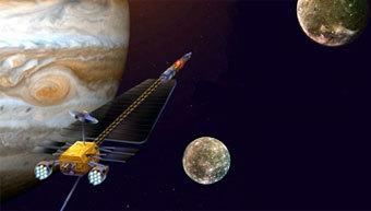 Картинка с официального сайта NASA