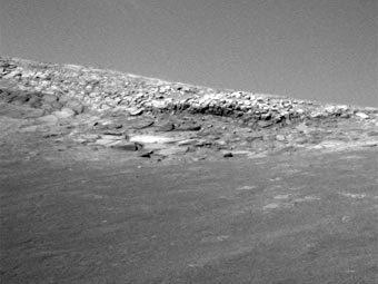 Поверхность Марса, фото NASA