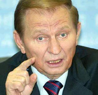 Ющенко не похож на Кучму