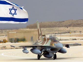 Истребитель F-16 ВВС Израиля. Фото с сайта worldwide-military.com