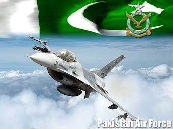 Истребитель F-16. Фото ВВС Пакистана