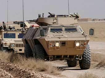 ББМ M1117 Guardian. Фото Армии США