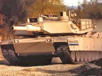 ОБТ M1A2 SEP. Фото с сайта fprado.com