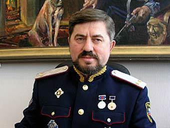 Виктор Водолацкий. Фото с сайта cossacks-krug.ru
