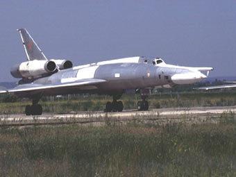 Бомбардировщик Ту-22. Фото с сайта worldweapon.ru