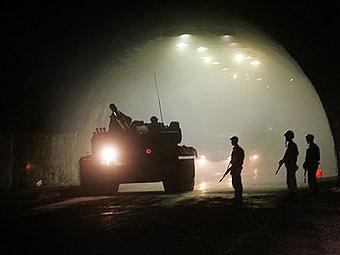 Рокский туннель. Фото AFP