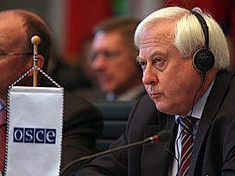 Хейки Талвитие. Фото с сайта ОБСЕ