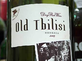 Вино Old Tbilisi. Фото с сайта wineanorak.com.