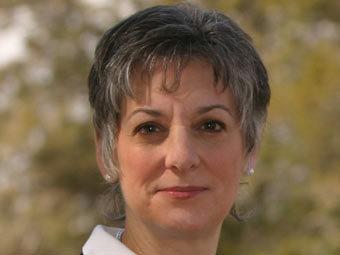 Эллисон Шварц. Фото с сайта brynmawr.edu