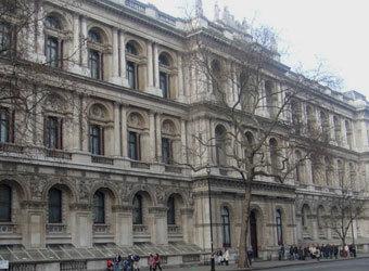 Здание министерства иностранных дел Великобритании на Кинг Чарльз Стрит. Фото с сайта londonist.com
