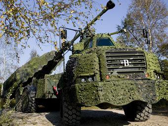 """Артиллерийская система """"Archer"""". Фото с сайта defencetalk.com"""