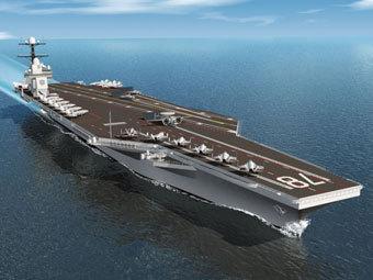 """USS """"Джеральд Форд""""(CVN 78)"""