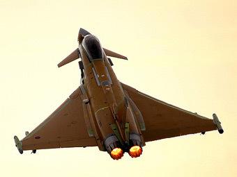 Истребитель EF-2000 Typhoon. Фото с сайта airliners.net