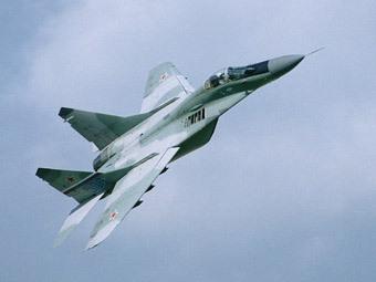 """Истребитель МИГ-29. Фото РСК """"МиГ"""""""