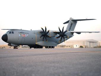 ВТС А400М. Фото с сайта air-attack.com