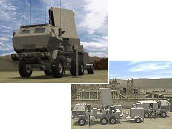 РЛС EQ-36. Иллюстрация с сайта spacewar.com