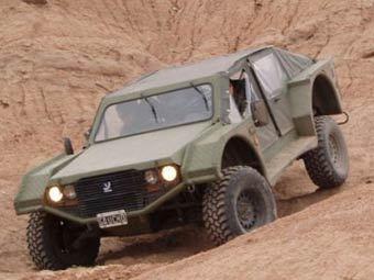 Легкая боевая машина Gaucho. Фото Santiago Rivas с сайта altair.com.pl