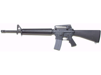 Автоматическая винтовка М16. Фото Colt