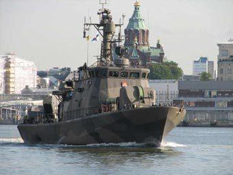 Ракетный катер проекта Helsinki. Фото ВМС Финляндии