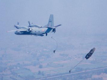 ВТС Ан-32. Фото ВВС Индии