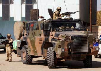 Bushmaster в Ираке. Фото wikipedia.org