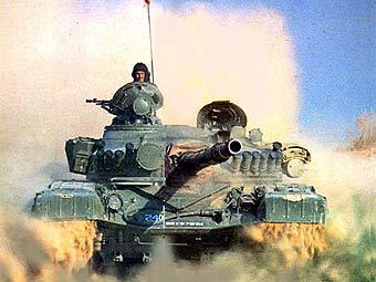 Т-72 индийской армии. Фото с сайта armyrecognition.com
