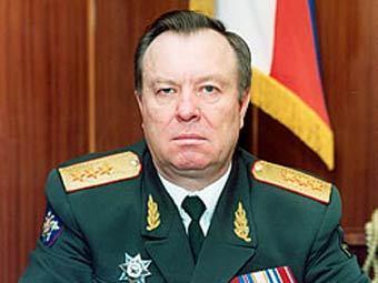 Генерал-полковник Николай Соловцов. Фото пресс-службы Минобороны РФ