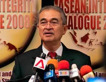 Абдулла Ахмед Бадави. Фото wikipedia.org