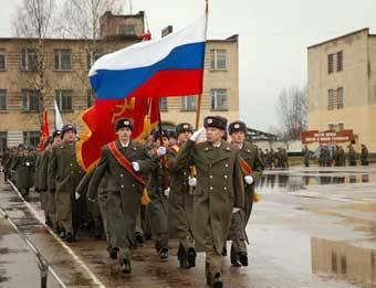 Военнослужащие РВСН. Фото с сайта www.ozerny.ru