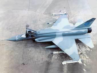 Многоцелевой истребитель FC-1. Фото с сайта www.globalsecurity.org