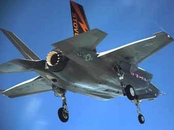 Многоцелевой истребитель F-35. Фото с сайта www.jsf.mil