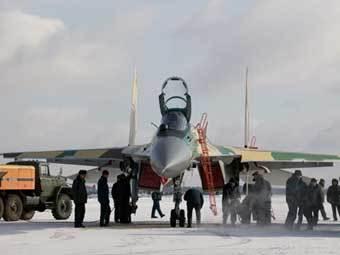 Су-35. Фото с сайта sukhoi.org