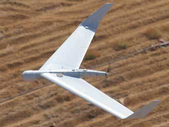 БПЛА Orbiter. Фото Aeronautics Defense Systems.