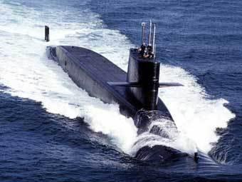 АПЛ Le Triomphant. Фото ВМС Франции.