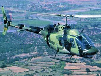 Вертолет Bell 206. Фото с сайта xairforces.net