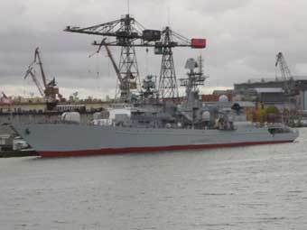 """Сторожевой корабль """"Ярослав Мудрый"""". Фото с сайта militaryparitet.com"""
