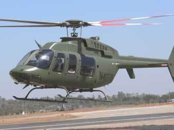 Bell 407. Фото с сайта acig.org