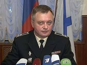 """Игорь Дыгало. Кадр """"Первого канала"""""""