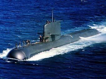 Субмарина класса Collins. Фото с сайта defencetalk.com