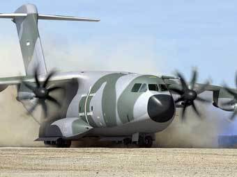 A400M. Фото Airbus Military.