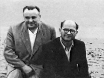 Сергей Королев и Дмитрий Козлов (справа). Фото с сайта samnet.ru