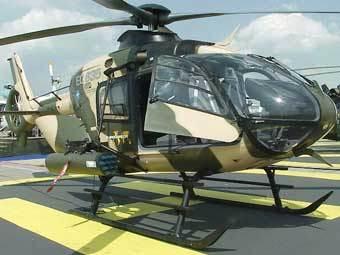 Вертолет Eurocopter EC 635. Фото с сайта bredow-web.de