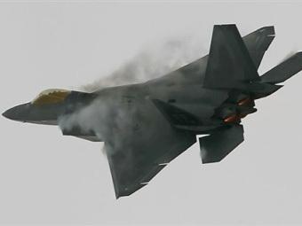 F-22 Raptor. Фото ©AFP