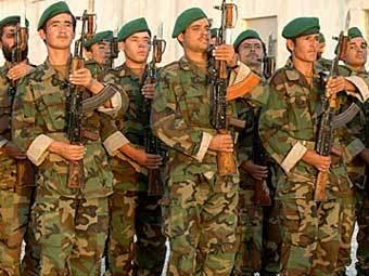 Афганские военнослужащие. Фото с сайта www.defendamerica.mil